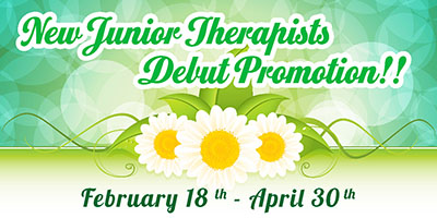 New Junior Therapists Debut Promotion
